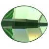 Swarovski Pure Leaf 2204 10x8mm Peridot